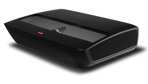 LG HECTO Laser Projector (Image: LG)